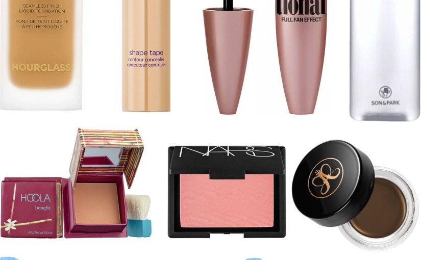 January Must Have Beauty Products!